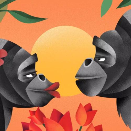 gorilla-love
